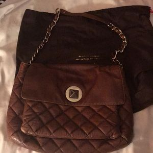 Kate Spade Brown Leather Purse
